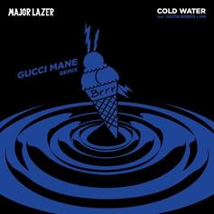 Major Lazer - Cold Water (Remix) Feat. Gucci Mane & Justin Bieber
