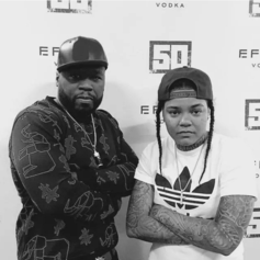"50 Cent - ""OOOUUU"" Remix Feat. Young M.A"