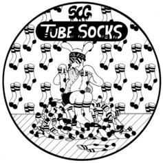 Secret Circle - Tube Socks