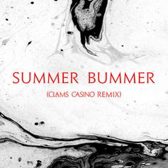 Lana Del Rey - Summer Bummer (Clams Casino Remix) Feat. A$AP Rocky & Playboi Carti