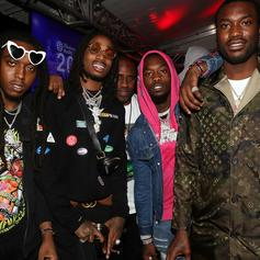 "Migos And Meek Mill Finally Release ""Contagious"""