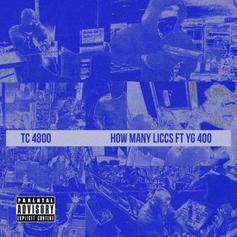"TeeCee4800 & YG Link Up On ""How Many Liccs"""