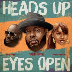 "Talib Kweli & Rick Ross Stay Woke In Soulful Song ""Heads Up Eyes Open"""
