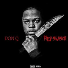 """Don Q Drops An Ode To Cam'ron In New Release """"Killa Season"""""""