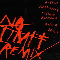 """G-Eazy Recruits A$AP Rocky, Juicy J, French Montana & Belly For """"No Limit"""" Remix"""
