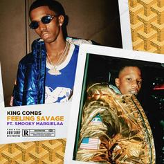 """King Combs & Smookey Margielaa Are """"Feeling Savage"""" On Their New Collab"""