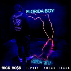 "Rick Ross, T-Pain, & Kodak Black Team Up For ""Florida Boy"""