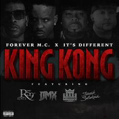 "DMX, Royce Da 5'9"", KXNG Crooked & Statik Selektah Connect On ""King Kong"""
