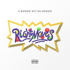 "A Boogie Wit Da Hoodie Is Back With ""Right Moves"""