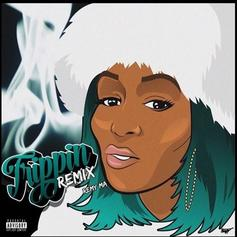 "Remy Ma Snaps On Her New Freestyle ""Rem Trippin"""