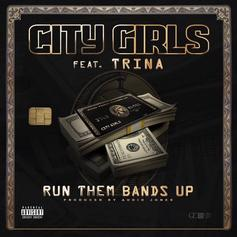 """Trina Joins Quality Control's City Girls For """"Run Them Bands Up"""""""