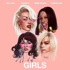 "Rita Ora Taps Cardi B, Bebe Rexha & Charli XCX For ""Girls"""