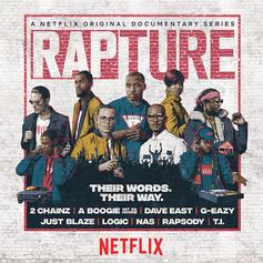 "Stream Netflix's ""Rapture"" Soundtrack"
