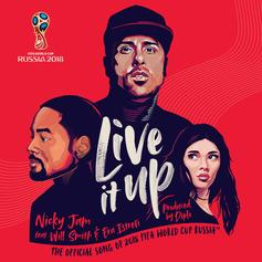 "Will Smith Flexes Melodic Chops On Nicky Jam's ""Live It Up"" World Cup Anthem"