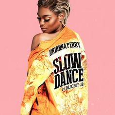 """BlocBoy JB Turns Up For Brianna Perry's """"Slow Dance"""""""