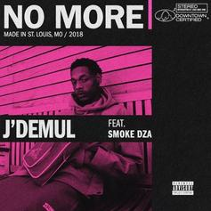 "Smoke DZA Dips Into His Younger Self On J'Demul's ""No More"""