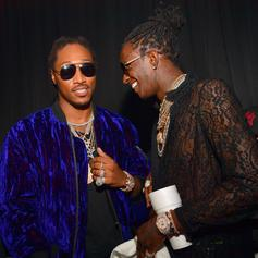 "Future & Young Thug Link With Quavo For Official ""Upscale"" Drop"