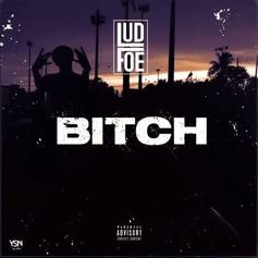 """Lud Foe Is Running That """"B*tch"""" On His New Track"""