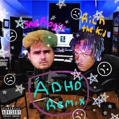 "Rich The Kid Hops On Sad Frosty's ""ADHD Freestyle"" For The Remix"