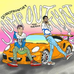 """Skinnyfromthe9 Links Up With PnB Rock For New Single """"Jump Out That"""""""
