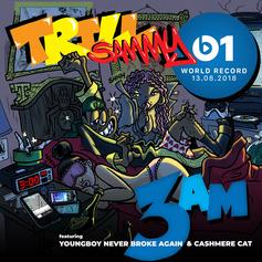 "Trill Sammy Links With Youngboy NBA & Cashmere Cat For ""3AM"""