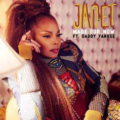 "Janet Jackson Returns With Her First Single In Years With ""Made For Now"" Feat. Daddy Yankee"
