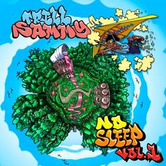 "Stream Trill Sammy's ""No Sleep Vol. 1"" EP"