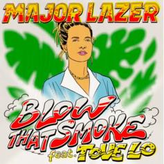 "Major Lazer & Tove Lo Link On ""Blow That Smoke"""