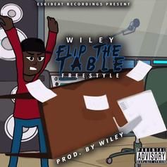 "Wiley Takes Aim At Skepta & Dizzee Rascal On ""Flip The Table"""