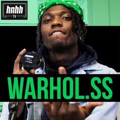 Warhol.SS Unlocks A New Vibe In His HNHH Freestyle Session