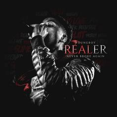"Youngboy Never Broke Again Releases ""Realer"" Ft. Lil Baby & Plies"