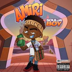 """Soulja Boy Keeps Cash Flowing Out Of His """"Amiri"""" Bag On New Track"""