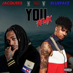 """Jacquees Joins The Blueface Hype Train With """"You Remix"""""""