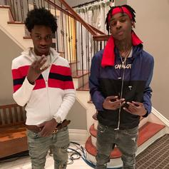 """Polo G & Lil Tjay Make A Lasting Impression On """"Pop Out"""""""