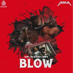"""Grafh & Benny The Butcher Link Up On """"Blow"""""""