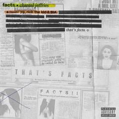 "Chantel Jeffries Grabs YG, Rich The Kid, & BIA For ""Facts"""