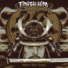 """Styles P, Conway, Lil Fame Connect With Planit Hank On """"Finish Him (Marco Polo Remix)"""""""