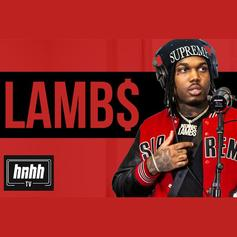 "Lamb$ Can't ""Wait On Nobody"" In HNHH Freestyle Session"