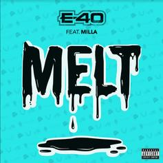 """E-40 Lets The Hydration Flow Freely On """"Melt"""""""