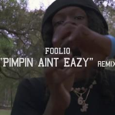 "Foolio Flips Kodak Black's ""Pimpin' Aint Eazy"" For His New Track"