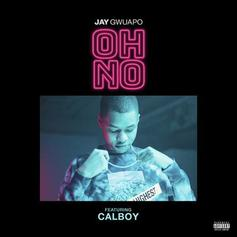 "Jay Gwuapo Enlists Calboy On ""Oh No"""
