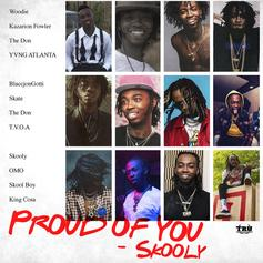 "Skooly Delivers His Latest Single ""Proud Of You"""