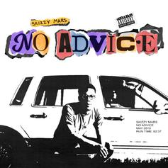 "Skizzy Mars Delivers His New Song ""No Advice"""