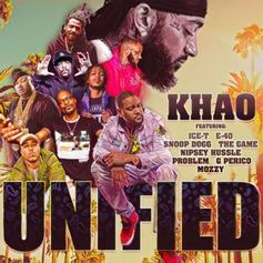 """Khao Recruits Cali's Finest On """"Unified,"""" Featuring Nipsey Hussle, The Game, Snoop Dogg & More"""