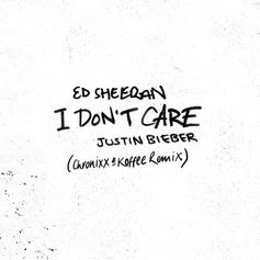 "Ed Sheeran & Justin Bieber Enlist Koffee & Chronixx For ""I Don't Care"" Remix"