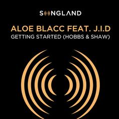 """Aloe Blacc & J.I.D Link Up On """"Getting Started (Hobbs & Shaw)"""""""