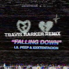 """Travis Barker Adds His Touch To Lil Peep & XXXTENTACION's """"Falling Down"""""""