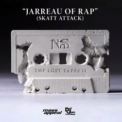 "Nas Jazzes Up ""Jarreau of Rap (Skatt Attack)"" With Al Jarreau & Keyon Harrold"
