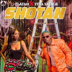 "Zlatan & Tiwa Savage Demonstrate Unparalleled Confidence On ""Shotan"""