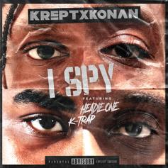 "Krept & Konan Link Up With Headie One & K-Trap On ""I Spy"""